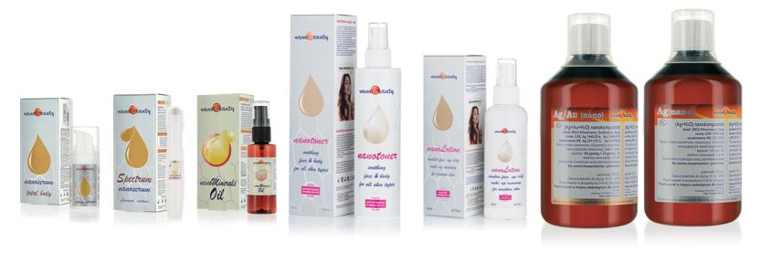 Rekomendowane produkty marki NanoBeauty